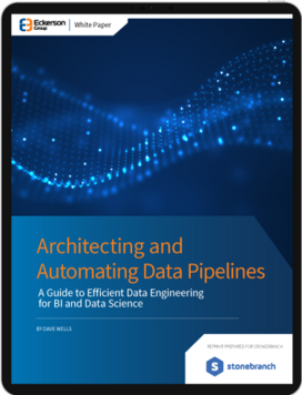 Analyst Guide - Eckerson Group - Architecting and Automating Data Pipelines Header Image Download
