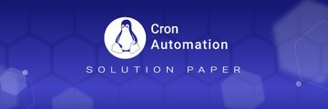 cron automation solution paper header preview image