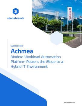 Achmea Success Story Download PDF