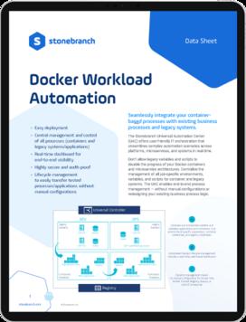Docker Workload Automation Screenshot Header Download