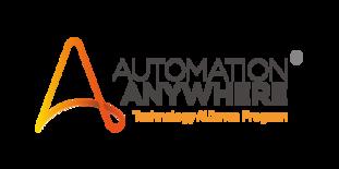 Automation Anywhere Partner Logo