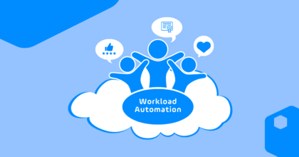 workload automation in the cloud