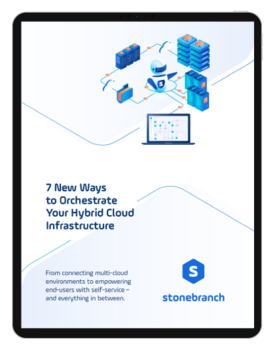 Whitepaper 7 New Ways to Orchestrate Your Hybrid Cloud Infrastructure Download Header
