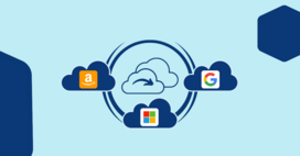 Solving Multi-Cloud Data Transfer Challenge