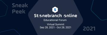 Stonebranch Online 2021 - Sept 28 through Oct 28