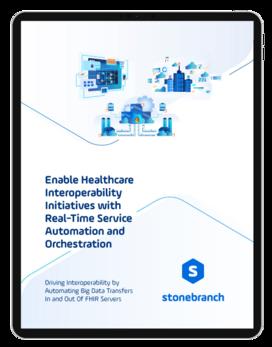 Whitepaper Enable Healthcare Interoperability Download Header Image