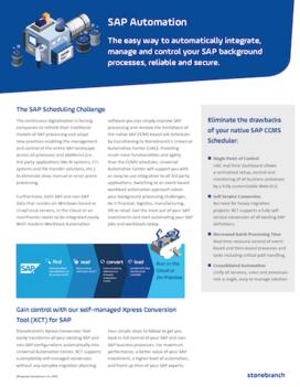 SAP Automation