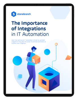 Download Whitepaper The Importance of Integrations in IT Automation