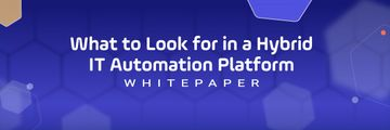 IT automation platform