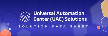 Universal Automation Center Solutions - Five Key Solutions