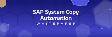 Card Header SAP System Copy Automation Whitepaper