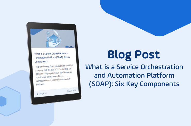What is Service Orchestration and Automation - Six Key Components Blog Slider Image