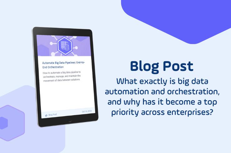 What exactly is Big Data Pipline Orchestration Blog Slider